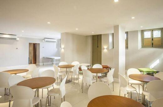 Salao de festas - Fachada - Atrium Residences & Lofts - 434 - 4