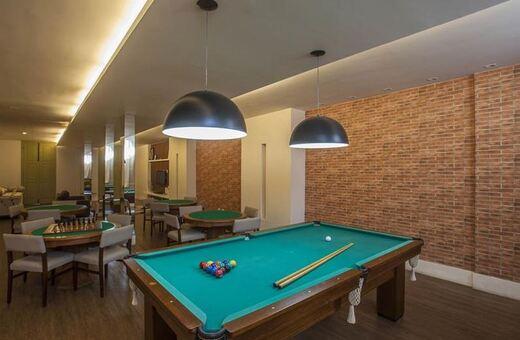 Sala de jogos - Fachada - Atrium Residences & Lofts - 434 - 6