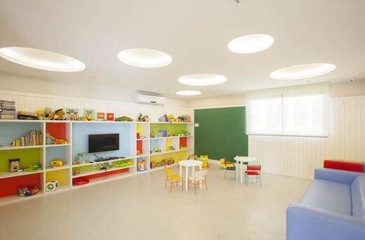 Brinquedoteca - Fachada - Atrium Residences & Lofts - 434 - 7
