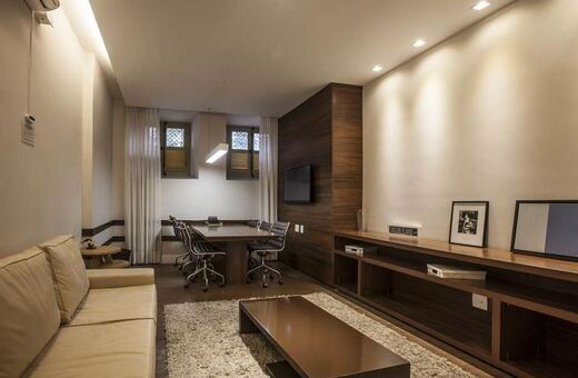 Coworking - Fachada - Atrium Residences & Lofts - 434 - 9