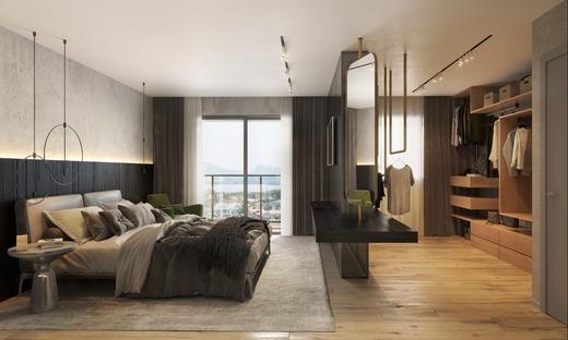 Dormitorio - Fachada - Orygem Acqua Home - Fase 1 - 372 - 12