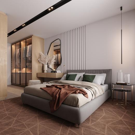 Dormitorio - Fachada - Orygem Acqua Home - Fase 1 - 372 - 13