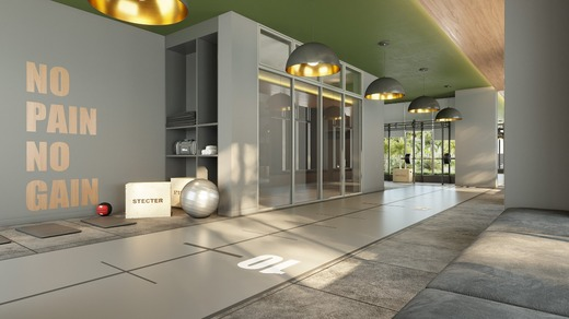 Fitness - Fachada - Orygem Acqua Home - Fase 1 - 372 - 15