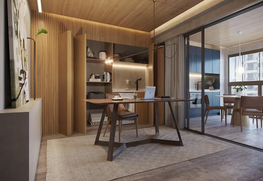 Home office - Fachada - On The Sea Arpoador - 436 - 15