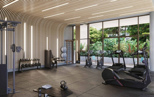 Fitness - Fachada - S Design Botafogo - 438 - 9