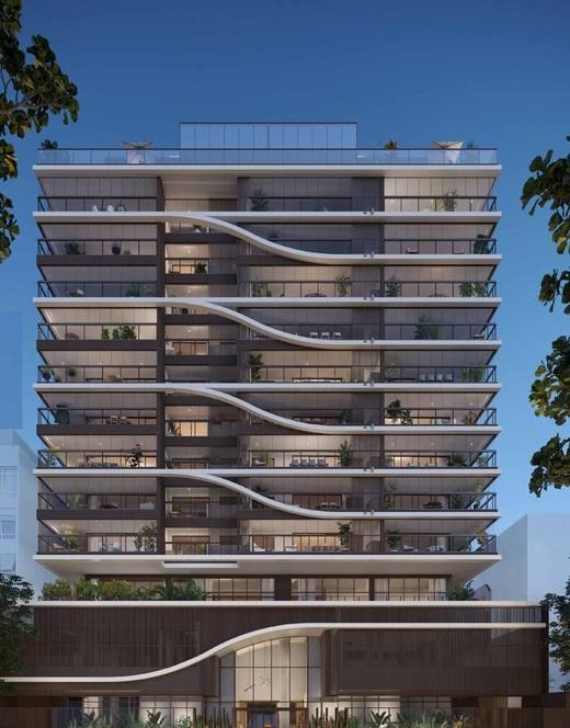 Fachada - Fachada - S Design Botafogo - 438 - 2