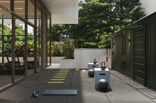 Fitness externo - Fachada - S Design Botafogo - 438 - 16