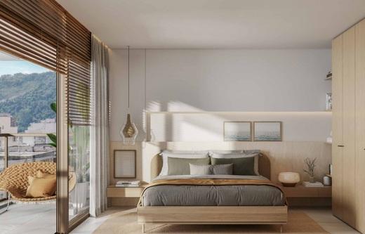 Dormitorio - Fachada - S Design Botafogo - 438 - 7