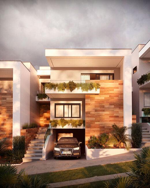 Fachada - Fachada - Essenza Design Houses - 147 - 2
