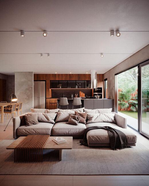 Living - Fachada - Essenza Design Houses - 147 - 3