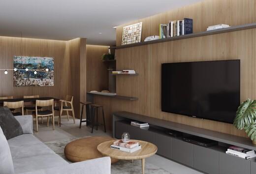 Living - Fachada - FIVE Lagoa Premium Houses - 149 - 2