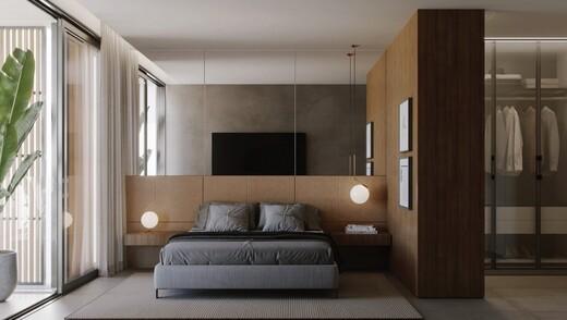 Dormitorio - Fachada - FIVE Lagoa Premium Houses - 149 - 6