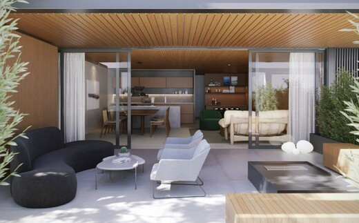 Espaco gourmet - Fachada - FIVE Lagoa Premium Houses - 149 - 8