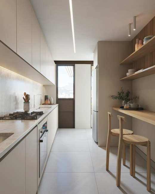 Cozinha - Fachada - Epitácio 3714 - 150 - 7