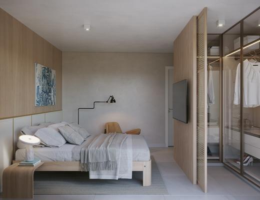 Dormitorio - Fachada - Epitácio 3714 - 150 - 8