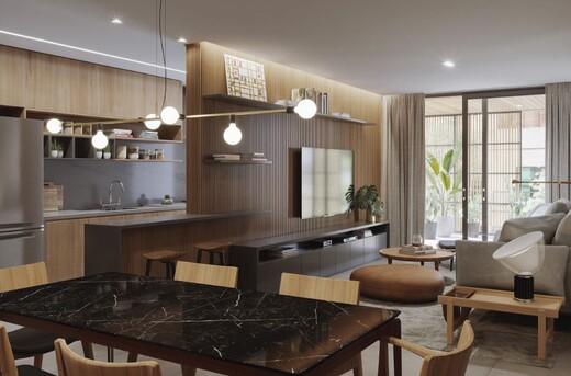 Living - Fachada - FIVE Lagoa Premium Houses - 149 - 3