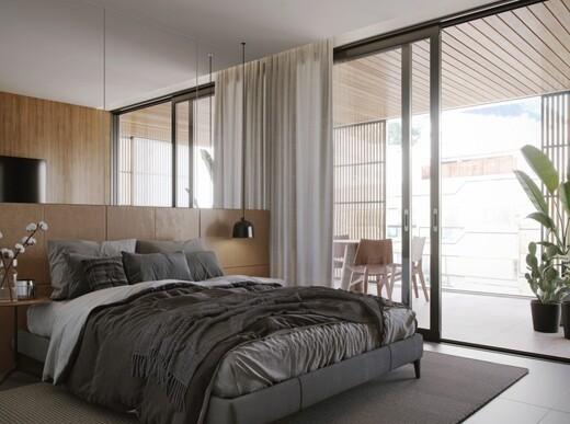 Dormitorio - Fachada - FIVE Lagoa Premium Houses - 149 - 7