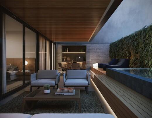 Terraco - Fachada - FIVE Lagoa Premium Houses - 149 - 5