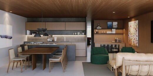 Espaco gourmet - Fachada - FIVE Lagoa Premium Houses - 149 - 9