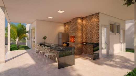 Espaco gourmet - Fachada - Residencial Pedra de Guaratiba - Fase 1 - 379 - 10