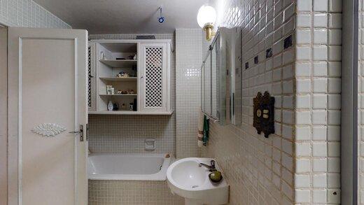 Banheiro - Apartamento à venda Rua Mourato Coelho,Vila Madalena, Zona Oeste,São Paulo - R$ 1.185.000 - II-22650-37492 - 22
