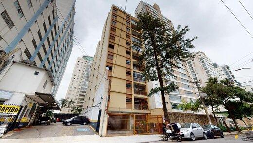 Fachada - Apartamento à venda Rua Mourato Coelho,Vila Madalena, Zona Oeste,São Paulo - R$ 1.185.000 - II-22650-37492 - 19