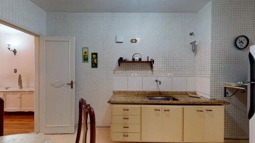 Cozinha - Apartamento à venda Rua Mourato Coelho,Vila Madalena, Zona Oeste,São Paulo - R$ 1.185.000 - II-22650-37492 - 30