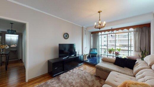 Living - Apartamento à venda Rua Mourato Coelho,Vila Madalena, Zona Oeste,São Paulo - R$ 1.185.000 - II-22650-37492 - 3