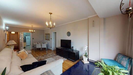 Living - Apartamento à venda Rua Mourato Coelho,Vila Madalena, Zona Oeste,São Paulo - R$ 1.185.000 - II-22650-37492 - 5