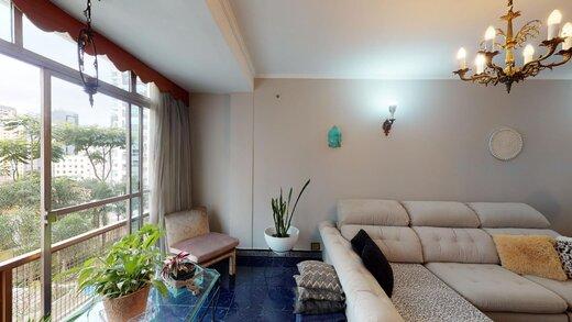 Living - Apartamento à venda Rua Mourato Coelho,Vila Madalena, Zona Oeste,São Paulo - R$ 1.185.000 - II-22650-37492 - 7