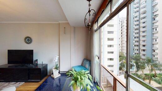 Living - Apartamento à venda Rua Mourato Coelho,Vila Madalena, Zona Oeste,São Paulo - R$ 1.185.000 - II-22650-37492 - 9