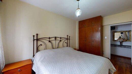Quarto principal - Apartamento à venda Rua Mourato Coelho,Vila Madalena, Zona Oeste,São Paulo - R$ 1.185.000 - II-22650-37492 - 10