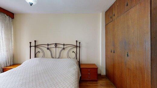 Quarto principal - Apartamento à venda Rua Mourato Coelho,Vila Madalena, Zona Oeste,São Paulo - R$ 1.185.000 - II-22650-37492 - 13