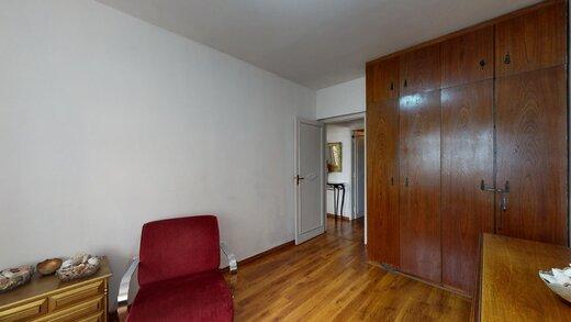 Quarto principal - Apartamento à venda Rua Mourato Coelho,Vila Madalena, Zona Oeste,São Paulo - R$ 1.185.000 - II-22650-37492 - 17