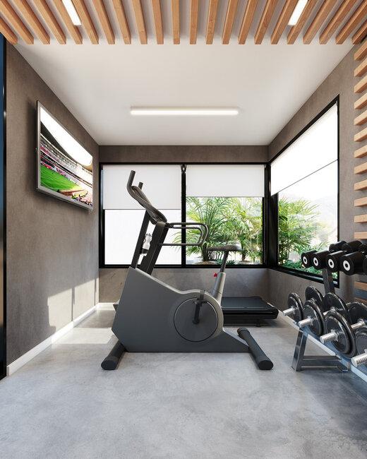 Fitness - Fachada - PB50 - 380 - 7