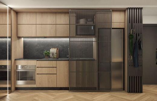Cozinha - Fachada - B.LAR - 151 - 14