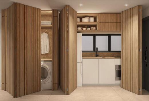 Cozinha - Fachada - B.LAR - 151 - 16