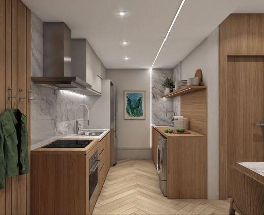 Cozinha - Fachada - B.LAR - 151 - 13