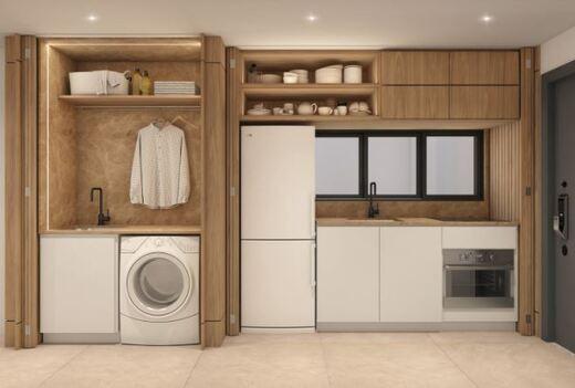 Cozinha - Fachada - B.LAR - 151 - 15