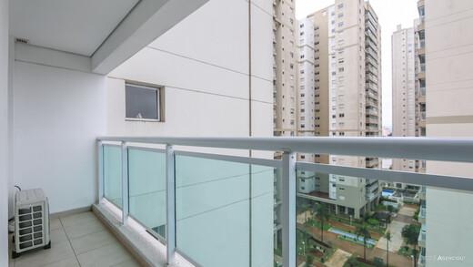 Apartamento à venda Rua Doutor Rubens Meireles,Várzea da Barra Funda, Zona Oeste,São Paulo - R$ 516.705 - II-22682-37526 - 27