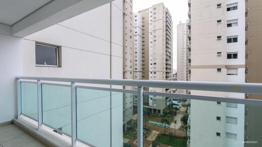 Apartamento à venda Rua Doutor Rubens Meireles,Várzea da Barra Funda, Zona Oeste,São Paulo - R$ 516.705 - II-22682-37526 - 25