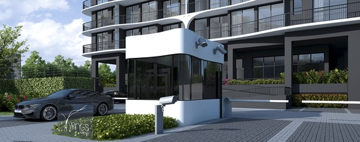 Portaria - Fachada - Wings Residence - 152 - 3