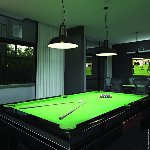 Sala de jogos - Fachada - Wings Residence - 152 - 8