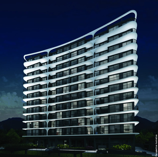 Fachada - Fachada - Wings Residence - 152 - 2