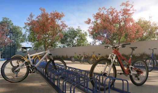 Bicicletario - Fachada - Flores do Brito - Fase 1 - 1766 - 26