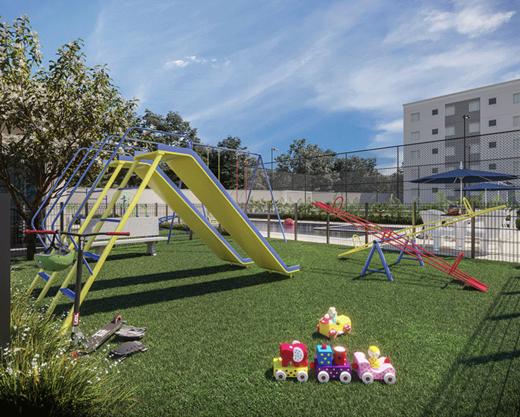 Playground - Fachada - Novolar Vargem Grande - Fase 2 - 1765 - 19