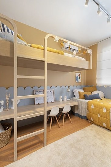 Dormitorio - Fachada - Novolar Vargem Grande - Fase 2 - 1765 - 10