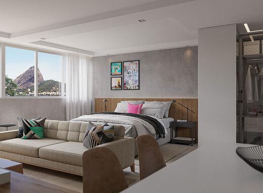 Dormitorio - Fachada - Insight Praia do Flamengo - 153 - 8