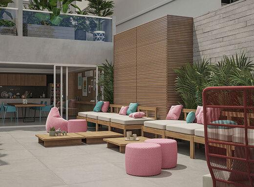 Lounge - Fachada - Insight Praia do Flamengo - 153 - 11