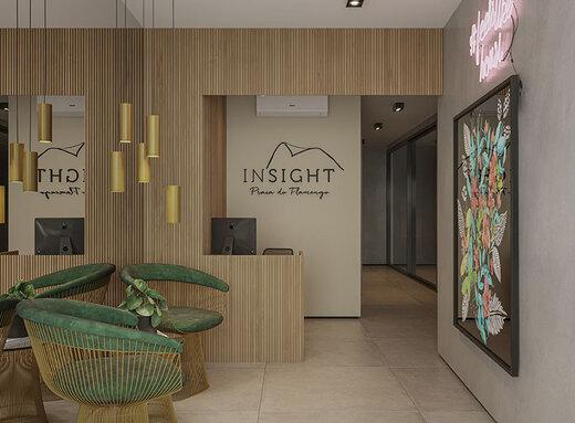 Hall - Fachada - Insight Praia do Flamengo - 153 - 3